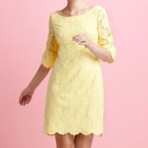 Lilly Pulitzer Shayna Eyelet Dress